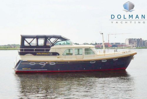 Aquanaut Privilege 1250 AK, Motorjacht  for sale by Dolman Yachting