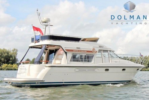 Storebro 410 COMMANDER, Motoryacht  for sale by Dolman Yachting