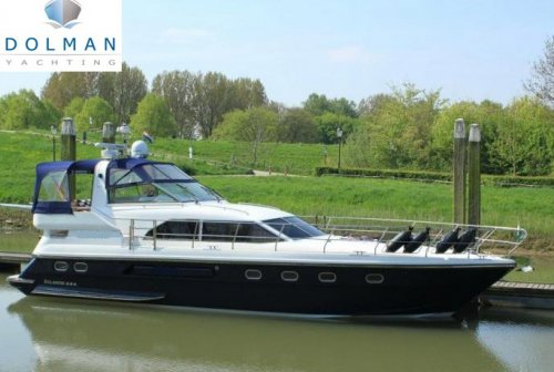 Atlantic 444, Motoryacht  for sale by Dolman Yachting
