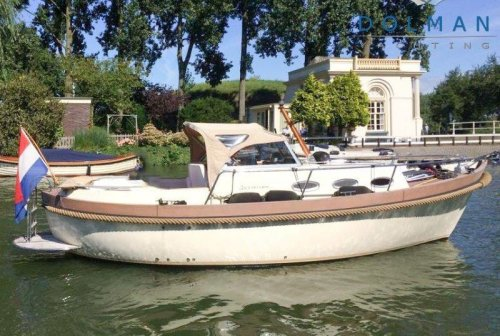 Antaris MK 825 Kotter, Motorjacht  for sale by Dolman Yachting