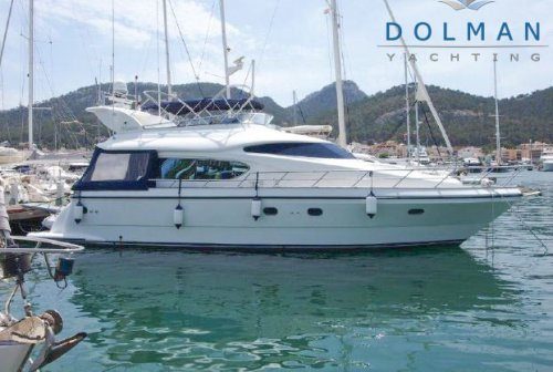 Horizon Elegance 54, Motoryacht  for sale by Dolman Yachting