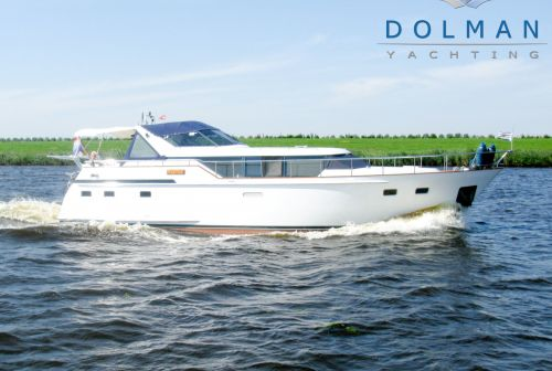 Mulder Favorite Futura 53, Motorjacht  for sale by Dolman Yachting