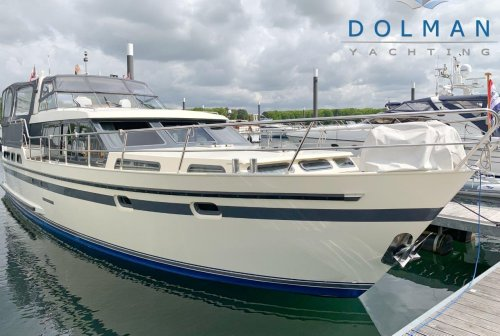 Smelne SK 1480, Motorjacht  for sale by Dolman Yachting