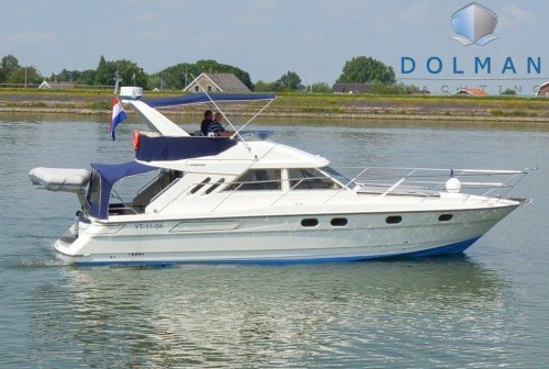 Fairline 41, Motorjacht  for sale by Dolman Yachting