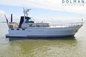 Hakvoort 50, Motorjacht  - Dolman Yachting