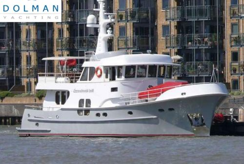 , Superjacht motor  for sale by Dolman Yachting