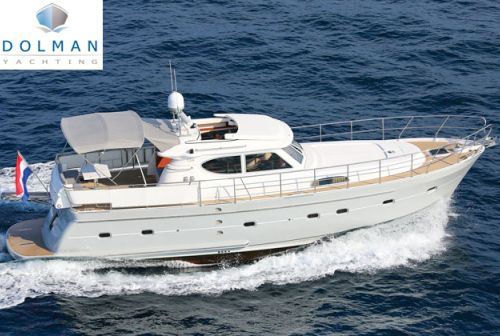 Elling E4 Ultimate, Motor Yacht  for sale by Dolman Yachting