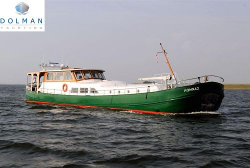 , Varend woonschip  for sale by Dolman Yachting