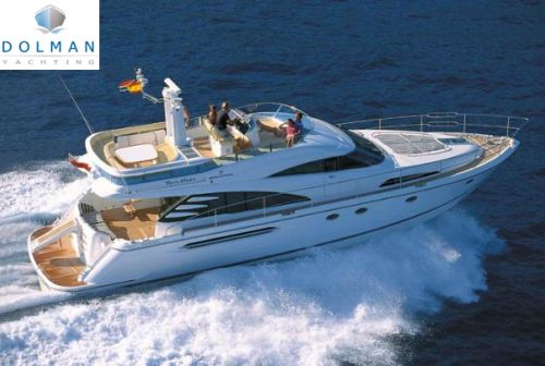 Fairline Squadron 58, Motorjacht  for sale by Dolman Yachting