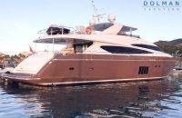 Princess 95 Motor Yacht, Superjacht motor