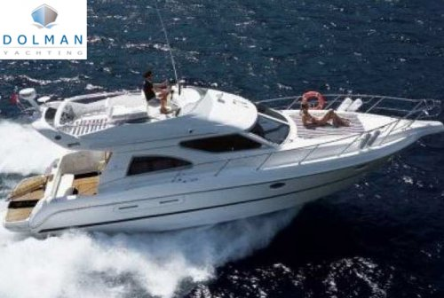 Cranchi 40 Atlantique, Motorjacht  for sale by Dolman Yachting