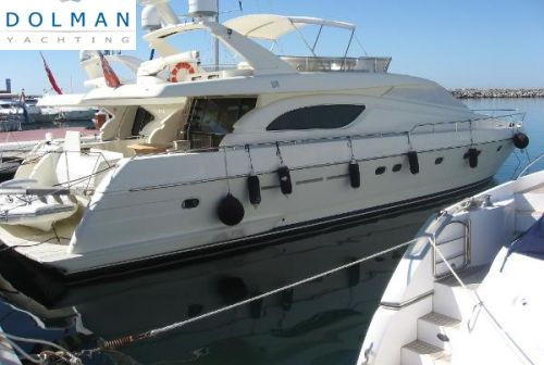 Ferretti 70, Motor Yacht  for sale by Dolman Yachting