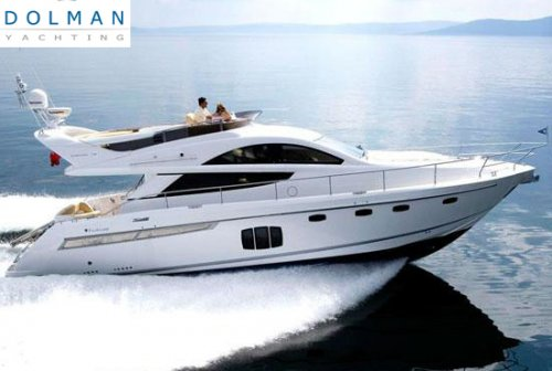 Fairline Phantom 48, Motorjacht  for sale by Dolman Yachting