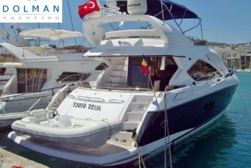 Sunseeker Manhattan 60, Motorjacht  for sale by Dolman Yachting