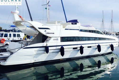 Conam Chorum 54, Motorjacht  for sale by Dolman Yachting
