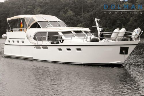 Succes 135 New Line, Motorjacht  for sale by Dolman Yachting