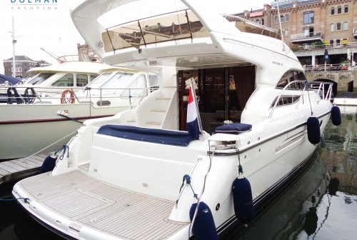 Princess 40, Motorjacht  for sale by Dolman Yachting