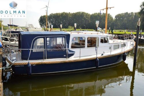 , Motorjacht  for sale by Dolman Yachting
