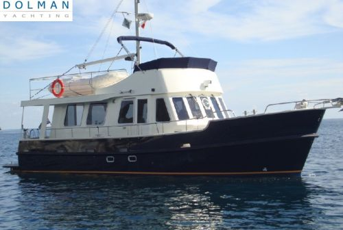 Alm Trawler 1320 AD, Motorjacht  for sale by Dolman Yachting