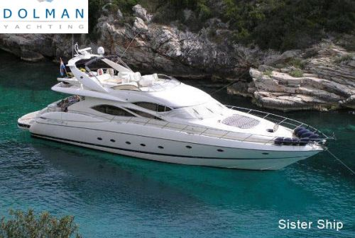 Sunseeker 84 Manhattan, Superjacht motor  for sale by Dolman Yachting