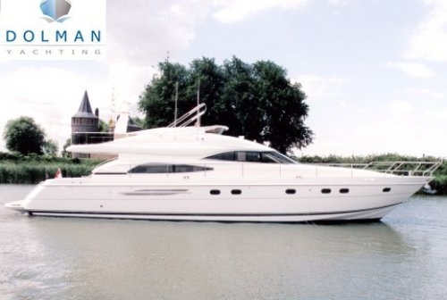 Princess 65, Motor Yacht  for sale by Dolman Yachting