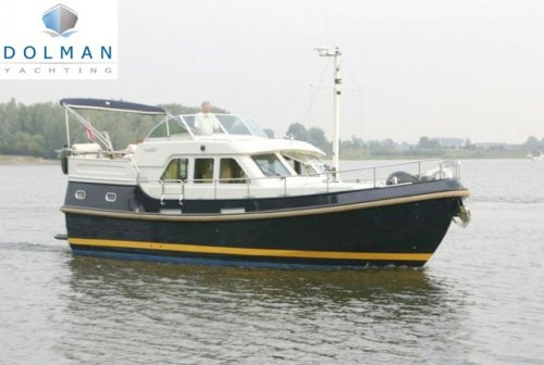 Linssen Grand Sturdy 380 AC, Motorjacht  for sale by Dolman Yachting