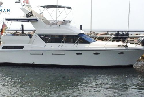 Edership Symbol 126 Sun Deck, Motorjacht  for sale by Dolman Yachting