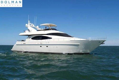 Azimut 70 Sea Jet, Motorjacht  for sale by Dolman Yachting