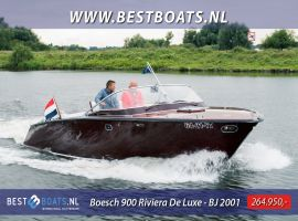 Boesch 900 Riviera De Luxe, Speedboat and sport cruiser Boesch 900 Riviera De Luxe for sale by BestBoats International Yachtbrokers