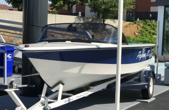 Ski Nautique Correct Craft Performer 575