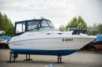 Monterey 242 Cruiser Incl Freewheel Trailer