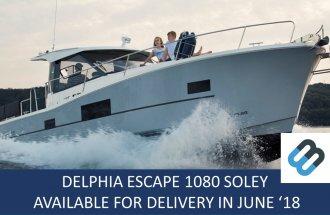 Delphia Escape 1080 S Met 205 PK Nanni