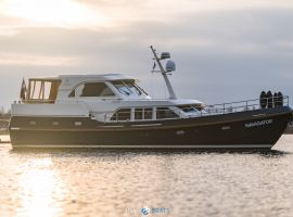 Linssen Grand Sturdy 500 AC Wheelhouse Long Top, Motor Yacht Linssen Grand Sturdy 500 AC Wheelhouse Long Top for sale by BestBoats International Yachtbrokers