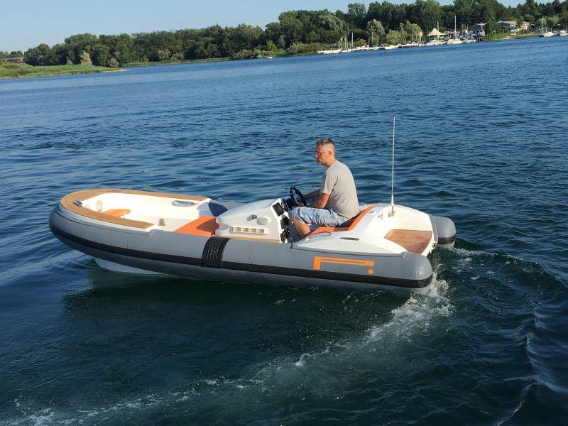 PIRELLI Speedboats T45, Speed- en sportboten  for sale by BestBoats International Yachtbrokers