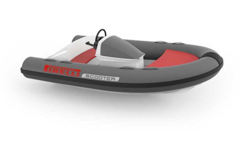 PIRELLI Speedboats S Line S34 (scooter), Speed- en sportboten  for sale by BestBoats International Yachtbrokers