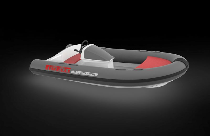 PIRELLI Speedboats S Line S39 (scooter), Speed- en sportboten  for sale by BestBoats International Yachtbrokers