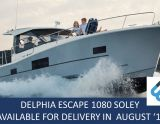 Delphia Escape 1080 Soley, Моторная яхта Delphia Escape 1080 Soley для продажи BestBoats International Yachtbrokers