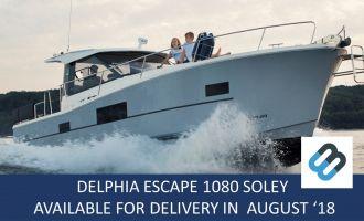 Delphia Escape 1080 Soley, Motorjacht Delphia Escape 1080 Soley for sale by BestBoats International Yachtbrokers