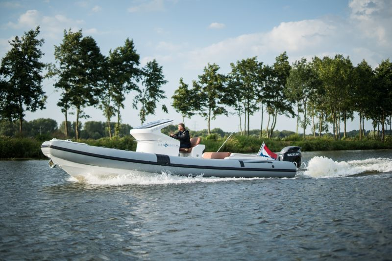 PIRELLI Speedboats 880 L Edition Military Grey, Speed- en sportboten  for sale by BestBoats International Yachtbrokers