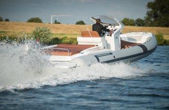 PIRELLI Speedboats 880 L Edition P. Zerro In Color Military Grey
