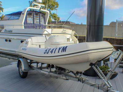 Nautica 12 Jet Rib, RIB en opblaasboot  for sale by BestBoats International Yachtbrokers