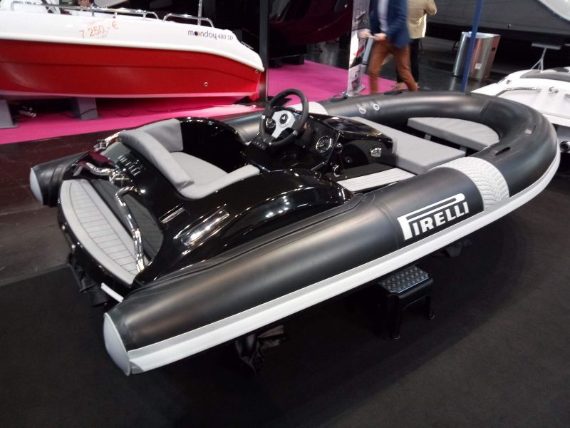 PIRELLI Speedboats J33, Speed- en sportboten  for sale by BestBoats International Yachtbrokers