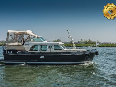 Linssen Grand Sturdy 34.9 AC, Motorjacht  for sale by BestBoats International Yachtbrokers