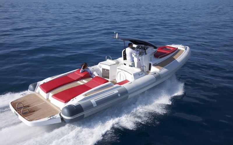 PIRELLI Speedboats 1100 Cabin, Speed- en sportboten  for sale by BestBoats International Yachtbrokers