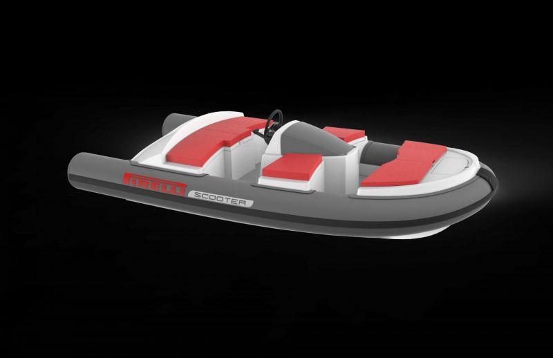 PIRELLI Speedboats S Line S43 (scooter), Speed- en sportboten  for sale by BestBoats International Yachtbrokers