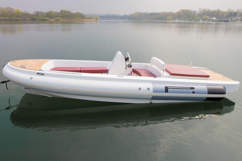 PIRELLI Speedboats T65 Diesel, Speed- en sportboten  for sale by BestBoats International Yachtbrokers