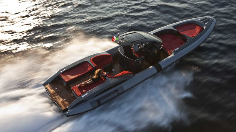 PIRELLI Speedboats 1400 Sport, Speed- en sportboten  for sale by BestBoats International Yachtbrokers