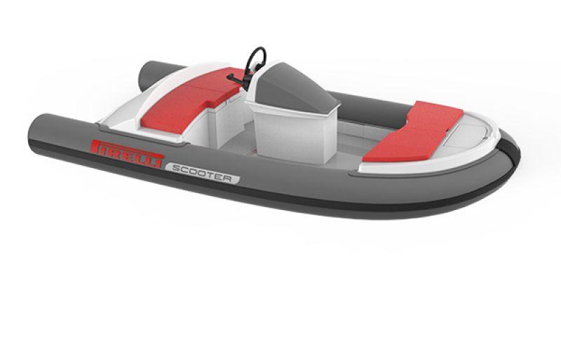 PIRELLI Speedboats S Line S43 OPEN (scooter), Speed- en sportboten  for sale by BestBoats International Yachtbrokers