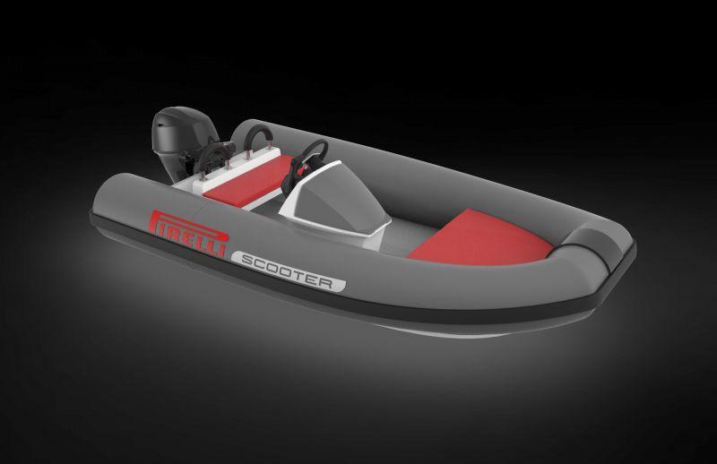 PIRELLI Speedboats S Line S31 (scooter), Speed- en sportboten  for sale by BestBoats International Yachtbrokers