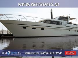 Valkkruiser SUPER FALCON 45, Моторная яхта Valkkruiser SUPER FALCON 45для продажи BestBoats International Yachtbrokers